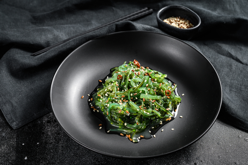Seaweed-Salad-Nutrition- Facts