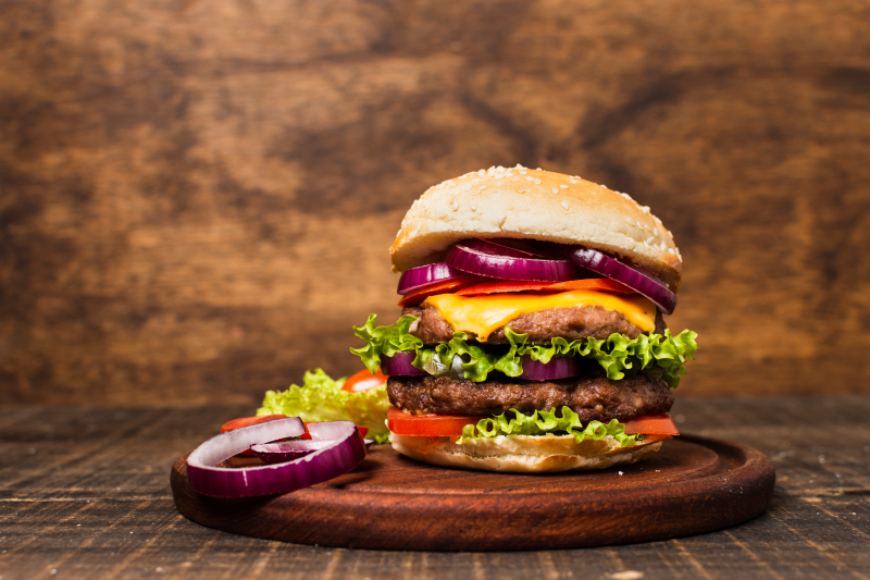 Old-Timer-Burger-with-Black-Bean-Patty