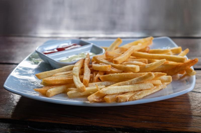crinkle-cut-fries